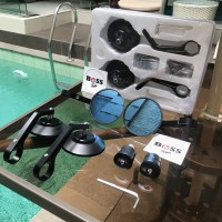 Spion Bar End Replika Rizoma Class Retro - Universal/Vespa LX/S/Sprint