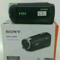 HANDICAM SONY HDR CX405 FUL HD 1080P