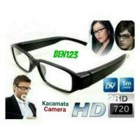 Kacamata kamera 720HD ( Spy sunglasses )