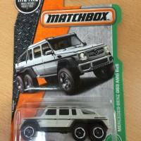 Jual Matchbox Mercedes-Benz G63 AMG 6X6 Murah