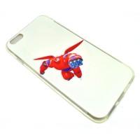 Jual Big Hero Silicon + TPU Case iPhone 6 Plus - TPU30  Murah