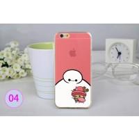Jual Big Hero Silicon + TPU Case for iPhone 6 - TPU20  Murah