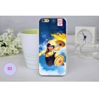 Jual Big Hero Silicon + TPU Case for iPhone 6 Plus - TPU26  Murah