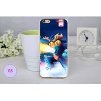 Jual Big Hero Silicon + TPU Case for iPhone 6 Plus - TPU29  Murah