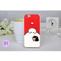Jual Big Hero Silicon + TPU Case for iPhone 6 - TPU17  Murah