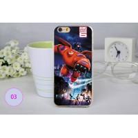 Jual Big Hero Silicon + TPU Case for iPhone 6 - TPU03  Murah
