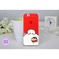 Jual Big Hero Silicon + TPU Case iPhone 6 Plus - TPU39  Murah
