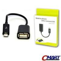 Jual Kabel micro USB OTG (On-The-Go) cable microUSB - CBL-UB2AFCM-015OTG Murah