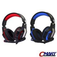 Headset Gaming Rexus HX2 Thundervox 7.1 Surround HeadphoneHX 2 HX-2