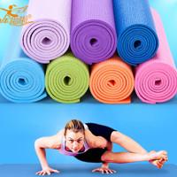 Jual SJJ - TERLASIS // Matras Yoga / Yoga Mat 6MM A383 // Murah