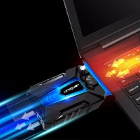 Vacuum Cooler Laptop Universal Coolcold / Cooler Gaming