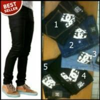 Jual Celana DC / Celana Jeans DC / Celana DC BioBlitz, Blue Wash, HITAM, BLUE BLACK, BIRU TUA Murah