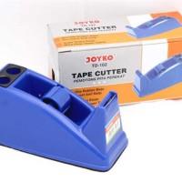 """Pemotong Pita Perekat 1/2"""" Tape Cutter - Joyko TD-102"""