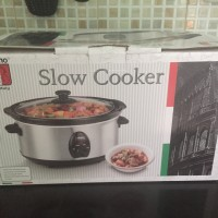Jual Slow Cooker Balzano 3,5 liter Murah
