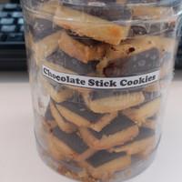 Chocolate Stick Cookies