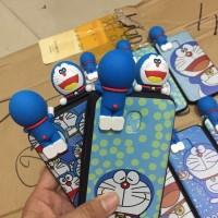 CASE HP 3D Karakter Doraemon Seris Samsung J3  Prime