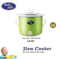 Jual Baby Safe Slow Cooker 0,8 L Murah