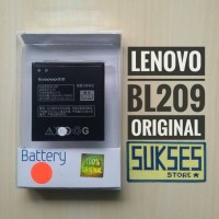 original 100% baterai battery lenovo BL209 (A706 A516 A788T A830E)