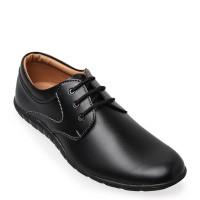 Jual Edberth Sepatu Sneakers Pria Torino - Black Murah