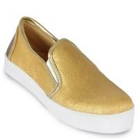 Jual Edberth Sepatu Wanita Julieta - Gold Murah