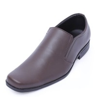 Jual Edberth Sepatu Formal Pria Pisa - Brown Murah