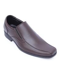Jual Edberth Sepatu Formal Pria Lecce - Brown Murah