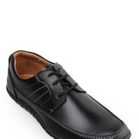Jual Edberth Sepatu Sneakers Pria Modena - Black Murah