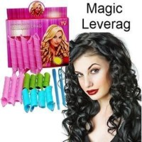 Jual Alat keriting/ Curly Rambut- Magic Leverag Isi 12pcs Murah