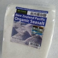 Jual MH Food - Organic Sea Salt New Zealand Pacific Garam Laut Organik 500g Murah
