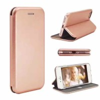 Lenovo K6 Note Slim Magnetic Flip Wallet PU Leather Stand Phone Case