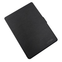 Amazon 8th Gen Kindle eBook Leather Magnetic Cover Case Black