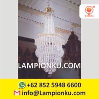 Supplier Lampu Kuningan Hias MURAH Banjarmasin