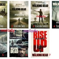 Jual Film The Walking Dead Tv Series (Season 1 -7) DVD Murah