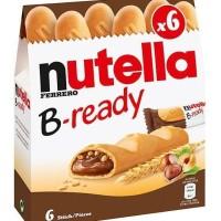 Jual nutella b ready isi 6 pcs Murah