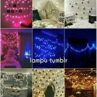 LAMPU TUMBLR / LAMPU HIAS / LAMPU KAMAR