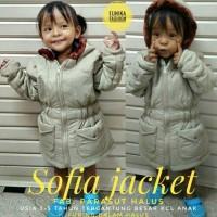 Jual sofia jacket kids anak Murah