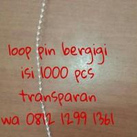 Loop Pin bergigi