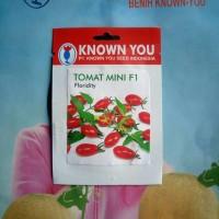 Jual Tomat Cherry FLORIDITY F1 Murah