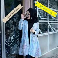 Jual SK Monela Frill Bangkok Cardy Cardigan Murah