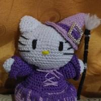 Boneka Rajut / Amigurumi Hello Kitty