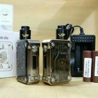 Harga paket ngebul mod tesla punk 220w kit rda vp lg liquid | antitipu.com