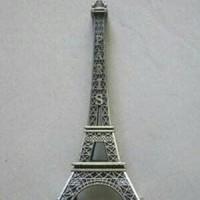 Jual Miniatur Pajangan Menara Eiffel Paris Dekorasi Souvenir Mancanegara Murah