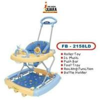 Jual SEPEDA RODA TIGA FAMILY FB 2158 LD TRICYCLE Murah