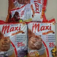 Harga pasir kucing maxi best in show gumpal 25litter cat sand go jek   antitipu.com