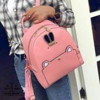 Jual Bunny Peach Backpack Murah