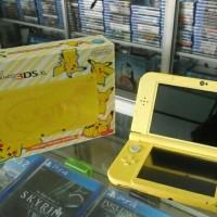 Jual Nintendo 3DS XL New : Pikachu Limited Edition Murah