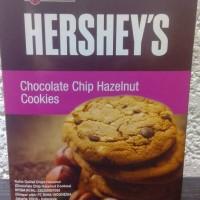 HERSHEY`S CHOCOLATE CHIP HAZELNUT 135GR