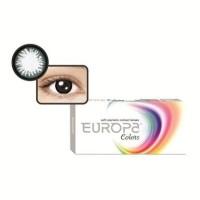 Softlens Europa Type : Black / Brown Bold