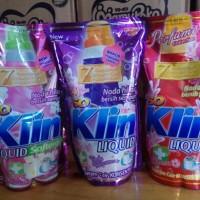 soklin liquid detergent cair 800ml