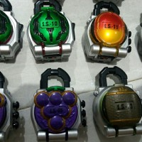 Kamen Rider Gaim Series DX Lockseed